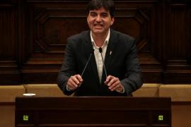 Sabrià (ERC) celebra la investidura: «Hoy damos un paso muy importante»