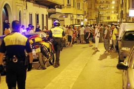 Denuncian a los policías que entraron en la mezquita de Pere Garau por violar el culto religioso