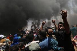 Al menos 60 muertos y más de mil heridos durante las protestas en Gaza contra el traslado de la Embajada de EEUU
