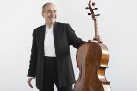 Asier Polo interpreta 'Las Suites de J.S. Bach' en el Festival Internacional de Música de Deià