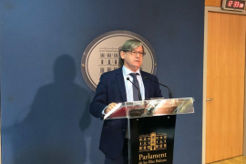 El PSIB pide a Company que exija en Madrid el fin a la persecución contra Baleares