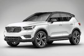 Las ventas globales de Volvo subieron un 12,2 % en abril