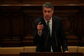 Albiol a Torra: «Está en sus manos que el Govern no se tenga que volver a intervenir»
