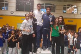 Palma, Élite y Easy mandan en el insular infantil de taekwondo