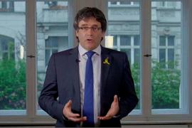 Puigdemont agradece el «compromiso y dignidad» de Torra