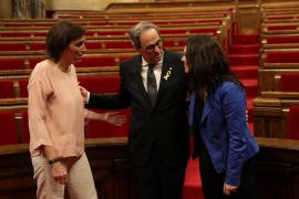Carola Miró, la nueva primera dama de Cataluña
