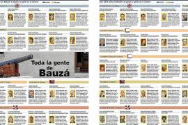 Todo el equipo de Bauzá