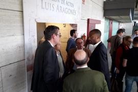 El Mirandés, rival del Mallorca en el playoff de ascenso