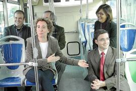 El PSOE propone devolver 15 autobuses para ahorrar dos millones de euros anuales