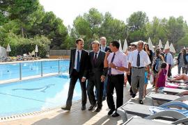 Joan Mesquida asegura que «la temporada turística ha sido histórica»