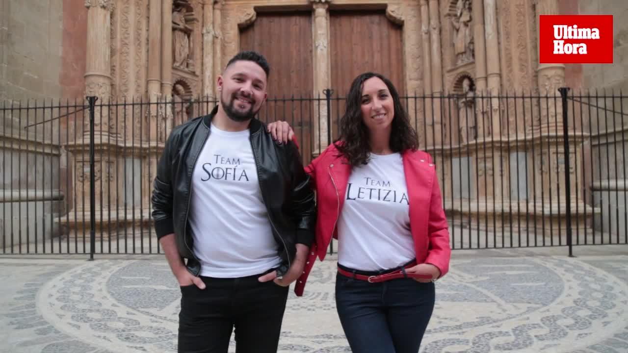 Marga Mayans y Juanra Martínez : «Doña Sofía vende mucho más que la reina Letizia»