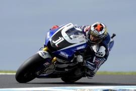 Lorenzo: «Sé que resultará muy difícil, pero voy a intentar ganar»
