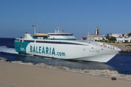 Ciutadella y Alcúdia, conectadas por barco con siete frecuencias diarias este verano