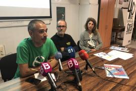 Greenpeace y Aliança Mar Blava exigen una ley contra las prospecciones