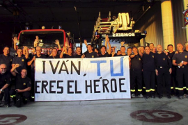Iván, tú eres nuestro héroe