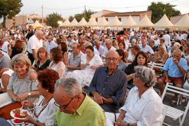 Música y solidaridad en el Concert de la Lluna a les Vinyes