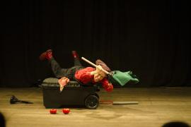 Té a Tres improvisa 'Creative Commons' en Santa Eugènia