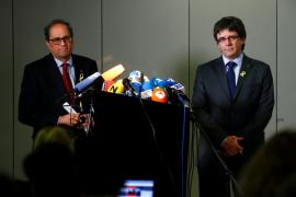 Torra pedirá una reunión a Rajoy para exigirle que levante el 155
