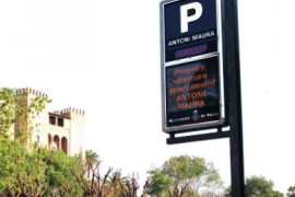 Los atascos en Palma motivan que los usuarios de los párkings disuasorios suban un 40 %