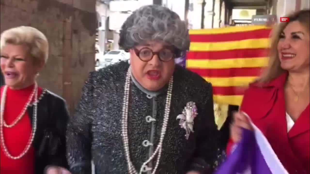 Madó Pereta proclama su mallorquinidad en un vídeoclip