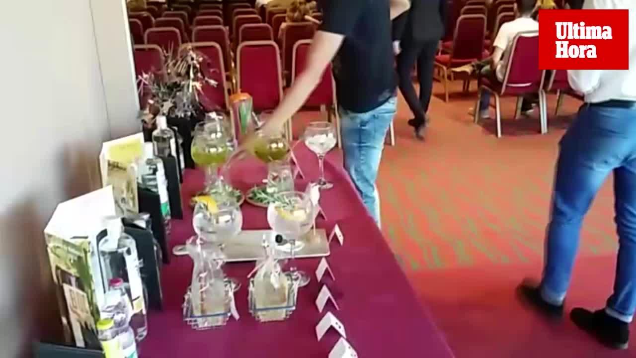 Lucas do Prado gana el III Campeonato de Gin Tonic de Balears