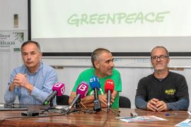 Greenpeace se una a Mar Blava y pide al Gobierno que prohíba las prospecciones en el Mediterráneo