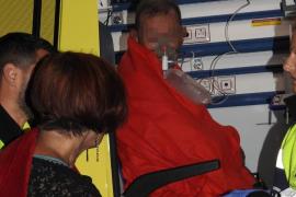 Dos personas intoxicadas en un incendio en una vivienda del Port d'Andratx