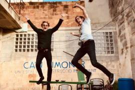 Los artistas internacionales Marc Caellas y Esteban Feune de Colombí recalan en Mallorca