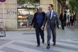 Cursach niega haber insultado al juez Penalva