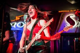 La potente cantautora Alejandra Burgos recala en el Blue Jazz Club
