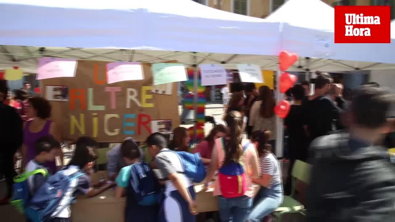 Un millar de alumnos exponen sus proyectos emprendedores en Palma