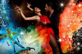 'Hot nights cool moves', un espectáculo para toda la familia en Son Amar