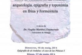 El Museo de Puig des Molins ofrece esta semana un seminario sobre al-Andalus en las Pitiusas