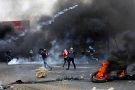 Hamás reconoce 50 bajas entre los 62 fallecidos por el fuego israelí