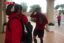 El Mallorca se concentra desde este jueves para preparar el partido ante el Mirandés