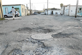 La demolición de 45 viviendas de Son Banya se llevará a cabo en julio