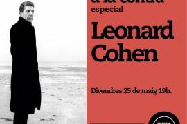 Peleando a la contra: especial Leonard Cohen en Rata Corner