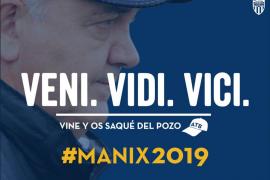 El Atlético Baleares hace oficial la renovación de Manix Mandiola