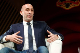 Luis Rubiales, nuevo presidente de la Federación Española de Fútbol
