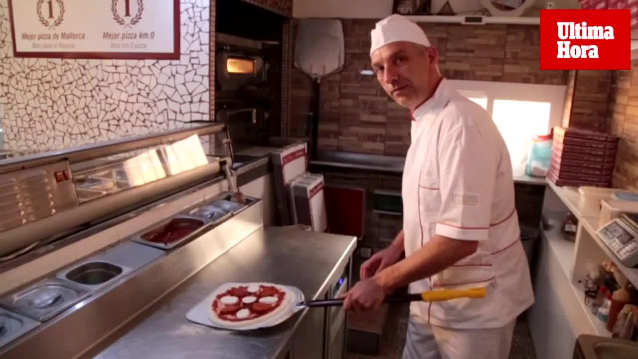 El ganador de 'La mejor pizza de Mallorca': «Lo más complicado será llevar mi masa a Francia»