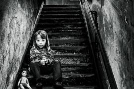 La fuga de un niño desvela el infierno en el que vivía junto a sus nueve hermanos