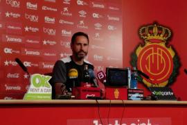 Vicente Moreno: «La eliminatoria se decidirá en el partido de vuelta»