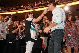 El PSIB se aleja de Pedro Sánchez por su apoyo a Rajoy en relación a Cataluña