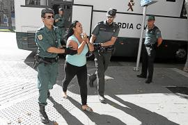 La Guardia Civil detiene en Albacete a la jefa de Son Banya, que se había fugado
