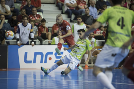 El Palma Futsal cierra la temporada con la cabeza alta