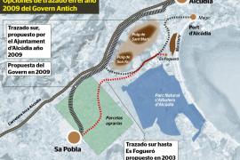 El Govern recupera la propuesta de llevar el tren a Alcúdia en el futuro plan de movilidad