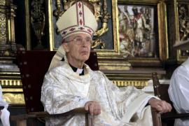 El papa nombrará cardenal al arzobispo mallorquín Luis Ladaria Ferrer