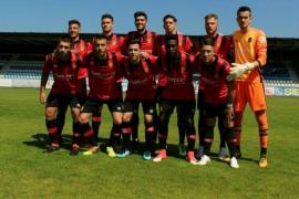 El Mallorca B cae goleado en su visita a Torrelavega