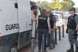 La Guardia Civil acusa a 'La Eva' de ser quien abastecía de droga a Son Banya