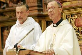Ladaria se convierte en el quinto cardenal de la historia de Mallorca